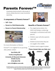 ParentsForever Flyer