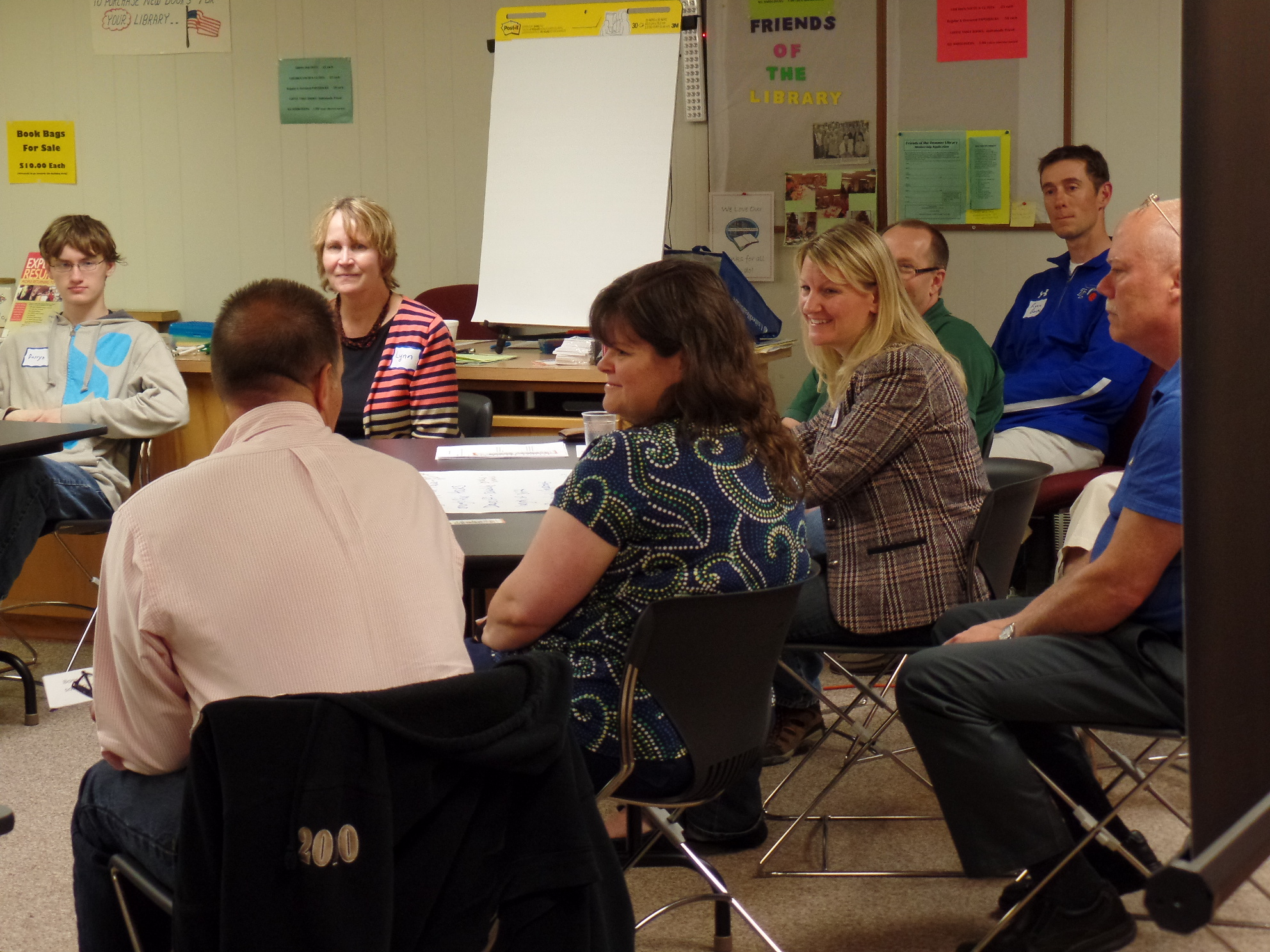 Success story: Teaching teens in Three Lakes how to prepare