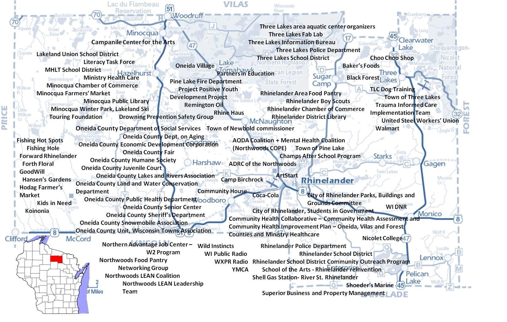 community-partners-map